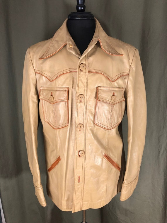 Vintage 1970s Pioneer Wear, Albuquerque NM Leather