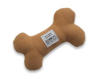 Whiskey Tweed Dog Toy