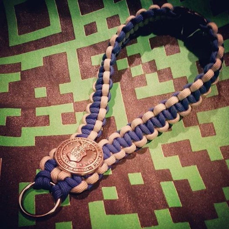 Armed Forces Keychain Lanyard image 0