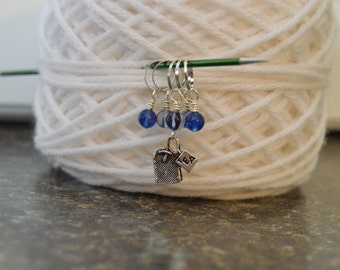 Afternoon Tea Stitch Markers