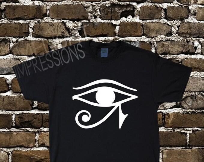 Eye of Horus -Protection- Men's T-Shirt (#76)