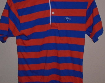 57897a9f vintage 1980s Izod florida gators polo t shirt Small 18