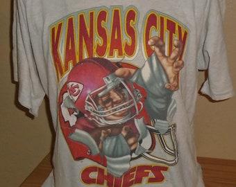 c3d65575 Kansas city chiefs vintage   Etsy