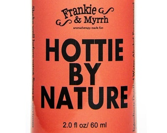 Hottie By Nature   An All Natural Rosewood, Citrus, Lavender, and Vanilla Aromatherapy Spray/ Perfume