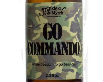 Go Commando | Feel the Breeze