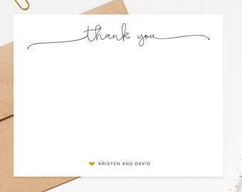 Realtor Stationary Personalized Stationary Set Thank You Notes Personalized Stationery Set of 10 Note Cards with Envelopes