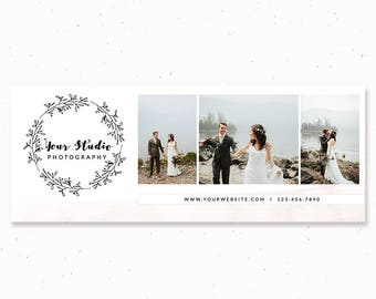 Facebook Cover Template for Photographer, Facebook Timeline Cover, Wedding Photography Timeline Template, Photographer Facebook Cover, fbt08