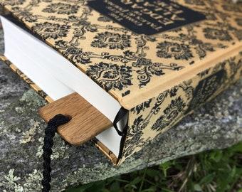 Natural Wood Bookmark