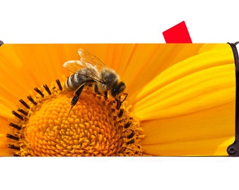 Bees Mailbox Cover Magnet