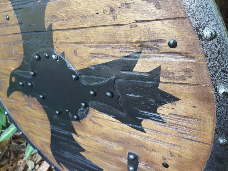Viking Shield Oden/'s Raven