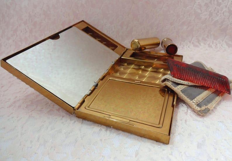 Vintage Minaudiere Upcycled