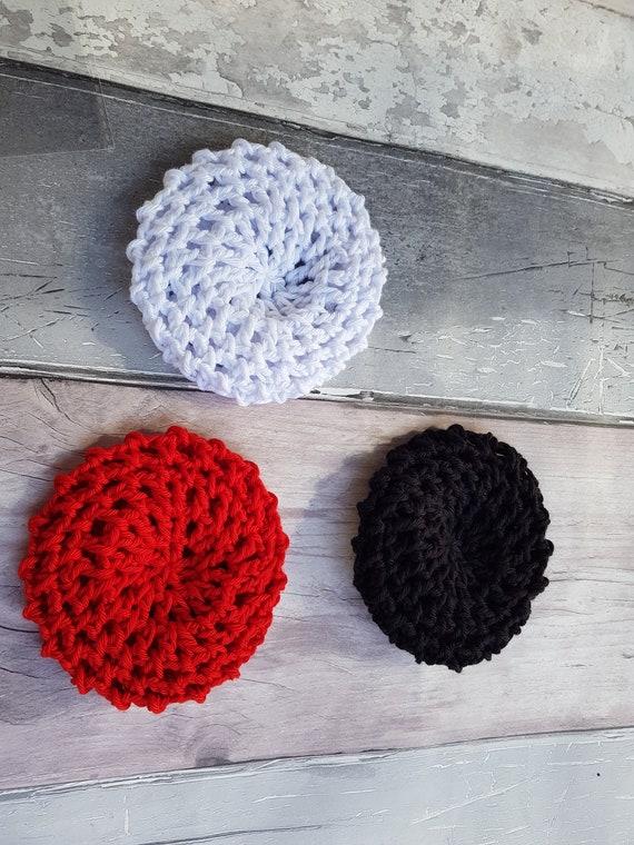 Bun cover ballet bun cover ballet snood crochet ballet bun | Etsy
