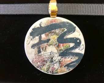 Tapies necklace
