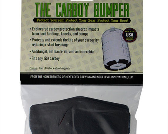 The Carboy Bumper Glass Carboy Protector