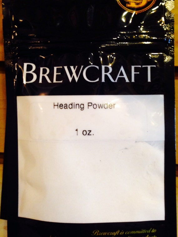 Heading Powder for Brewing 1 oz