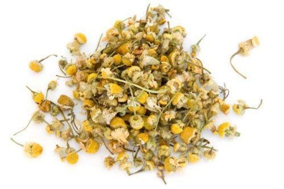 Home Brewing Spices and Herbs-  Dried Chamomile Flower 1 oz Bag