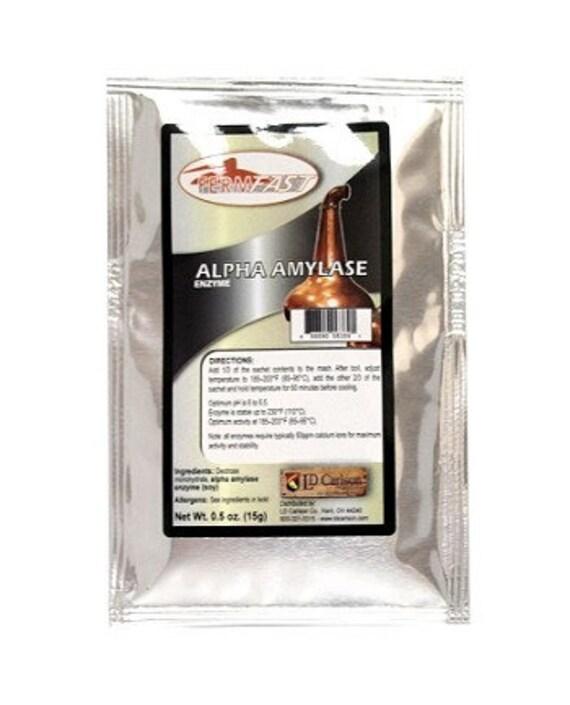 FermFast Alpha Amylase .5 oz For Homebrewing