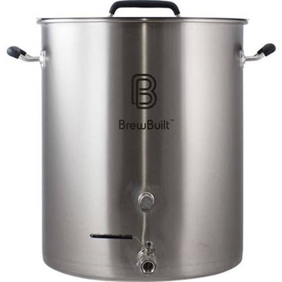 BrewBuilt Home Brewing Custom Kettle 10-50 Gallons