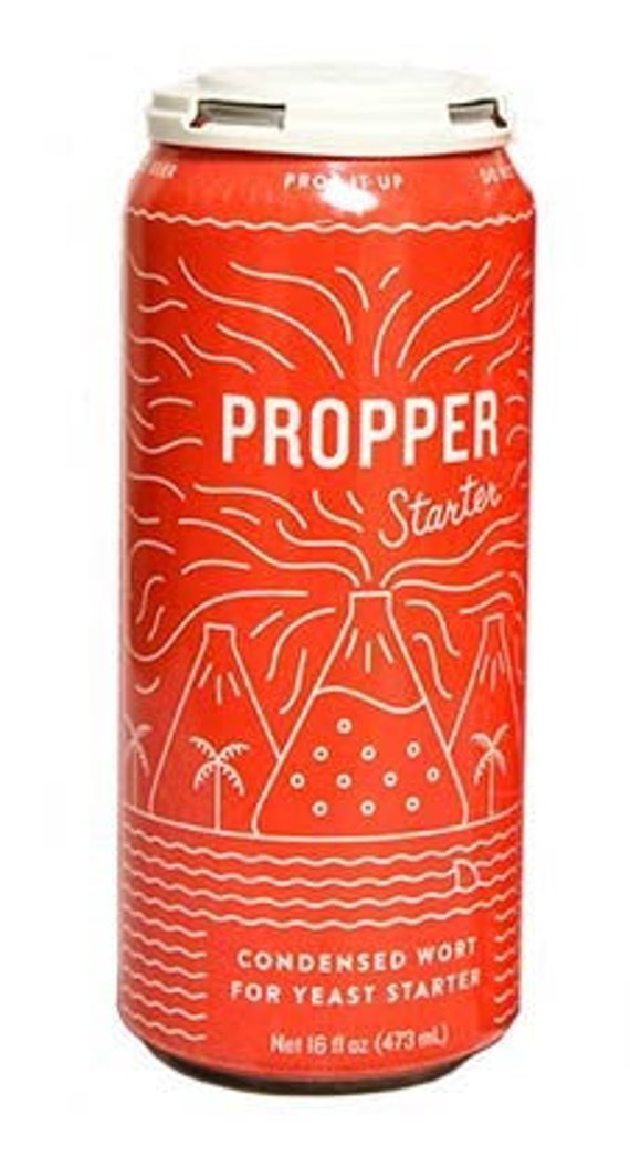 Propper Starter™ Canned Wort (Single) For Beer Making