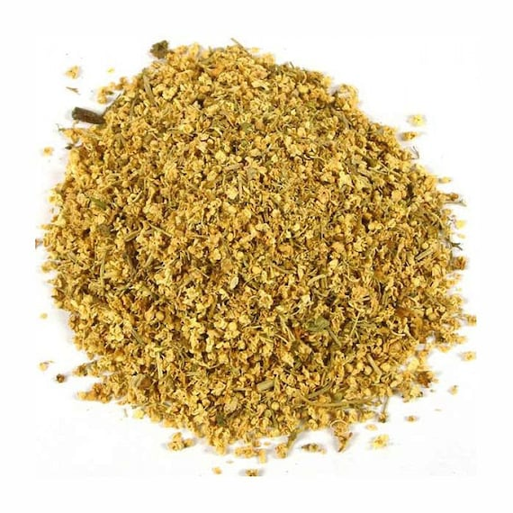 Home Brewing Spices and Herbs-  Dried Elderflower 2 oz Bag