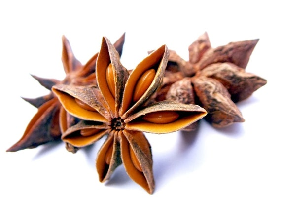 Star Anise For Home Brewing 1 oz Bag