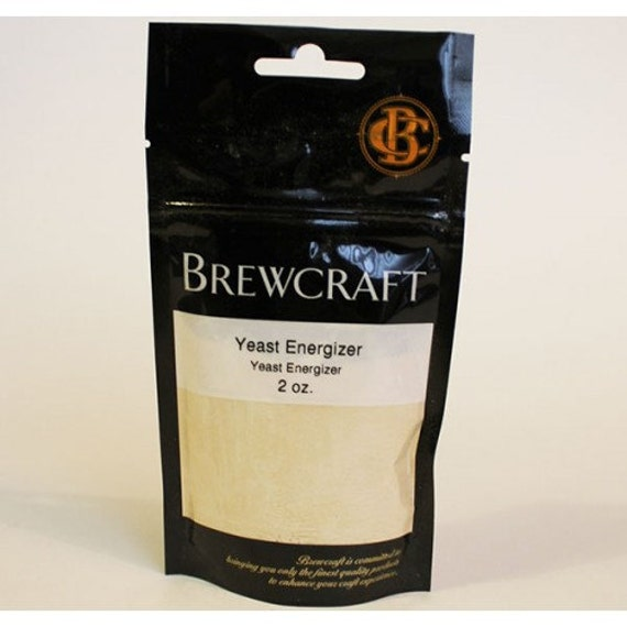 Yeast Energizer for Beer and Wine Making 2 Oz Bag