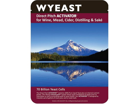 Home Wine Making Wyeast Activator 4244 Chianti Yeast Liquid Wine Making Yeast