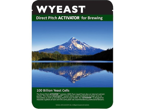 Wyeast Activator 3726 FARMHOUSE BLEND Liquid Beer Making Yeast