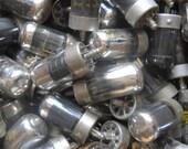 15 Vintage vacuum tube fuses radio tubes Steampunk Geekery supply mad science laboratory