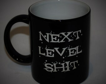 7 Custom engraved mugs, personalized mugs,