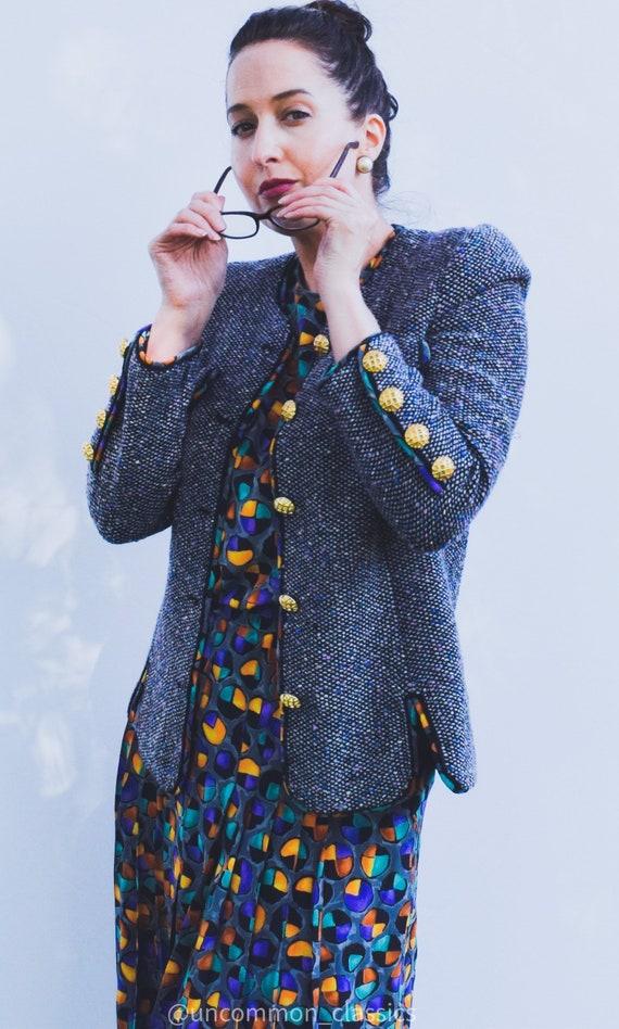 Adolfo of New York for Neiman Marcus Skirt suit. C
