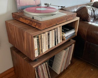 The Stack | Record Player Stand