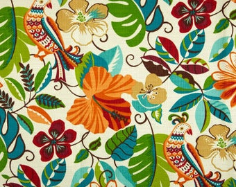 Outdoor Fabric by the Yard Home Decor Outdoor Richloom Lensing Jungle