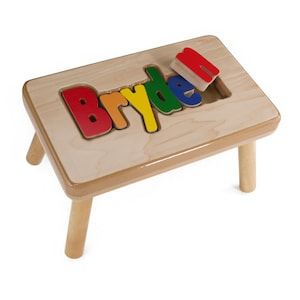 Benches & Toy Boxes