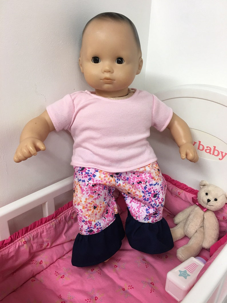 4ee65e64c96f Baby Doll Clothes made fit 15 in Bitty Baby inch doll