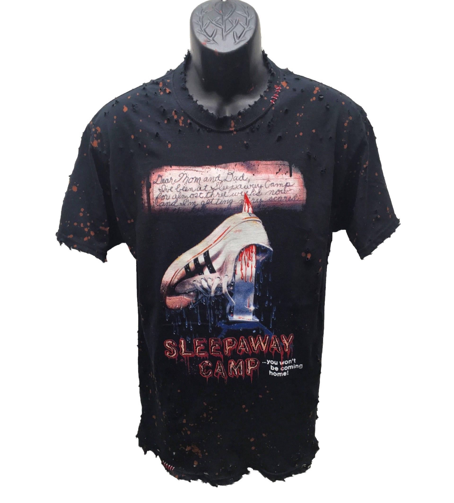 acb0adf7110 Sleepaway Camp t shirt