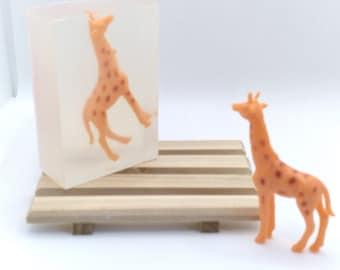 Giraffe paper SOAP set