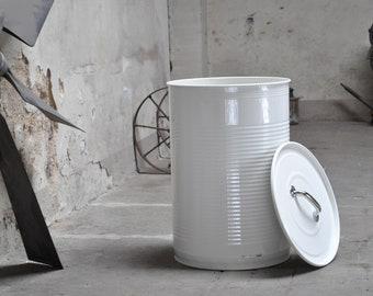 Barrel barrel ash basket made of 100 liters New barrel - color of choice - laundry barrel barrel barrel ton