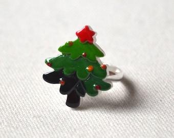 Christmas Ring.Christmas Ring Etsy