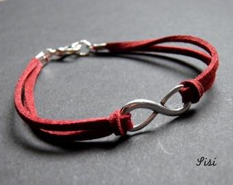 Red velvet infinite Bracelet