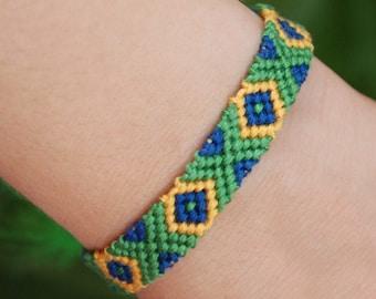 Brazilian flag bracelet, Brasil Brasilian Brazil flag bracelet gifts, Jiu Jitsu gift, Capoeira, Bandeira Brasileira, Patriotic bracelet, BJJ