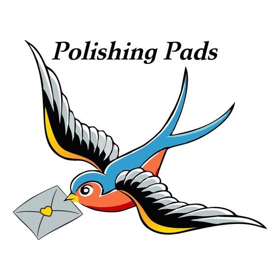 5 magic little polishing pads.