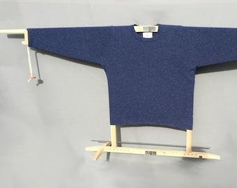 K001A - Jumper Board - Woolly Board - Jumper Blocker - Shetland Jumper Board