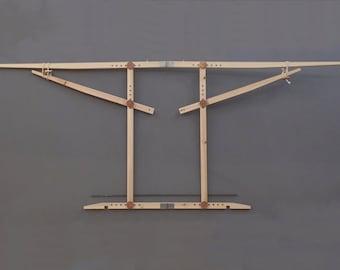 K001 - Jumper Board - Woolly Board - Jumper Blocker - Shetland Jumper Board