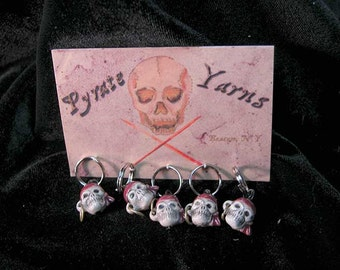 Pyrate Skulls!