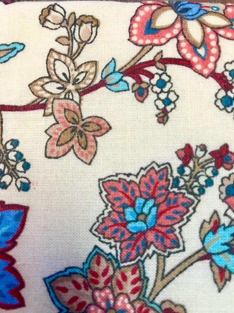 Coupon Organizer Floral Print Coupon Wallet