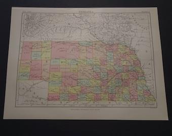 Nebraska aus über 50