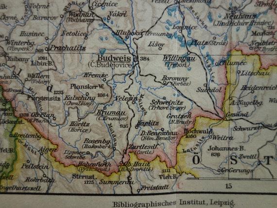 Bildergebnis für vymperk böhmen map