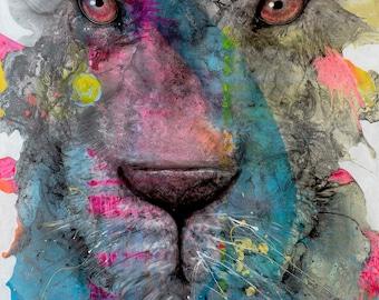 Big Cats - Lion Spirit