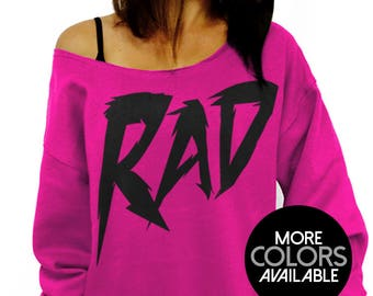 28183f1dad5cde Rad Sweatshirt